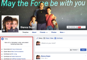 "How To Change The Order Of Your ""Work"" Listings On Your Facebook Profile"